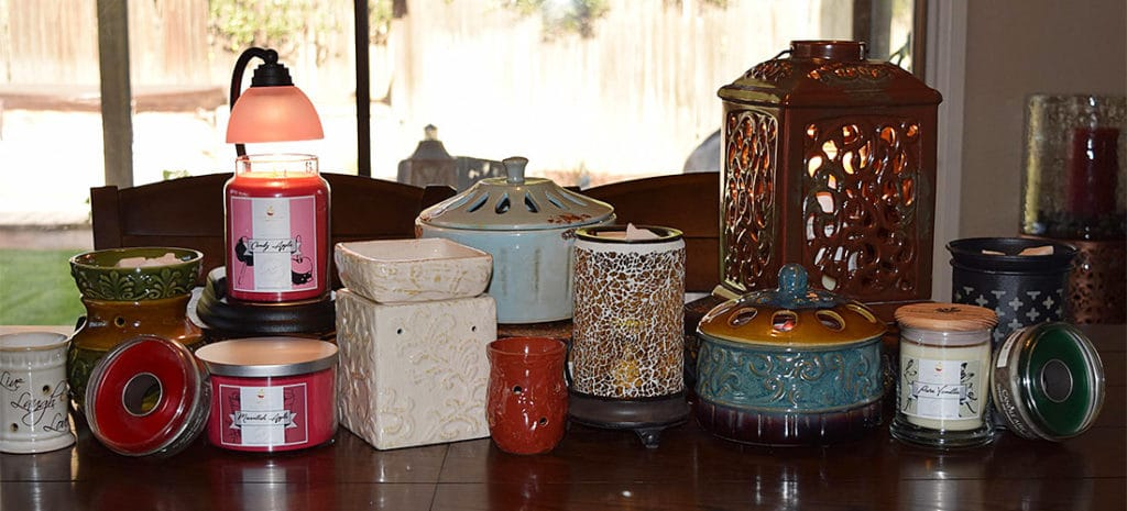 Soy Candle Aire Warmers