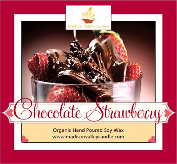 Chocolate Strawberry scent