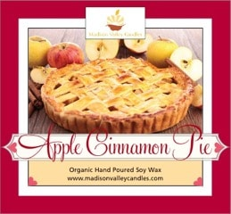 Apple Cinnamon Pie scent