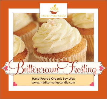 Buttercream Frosting scent