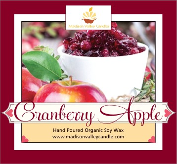 Cranberry Apple scent