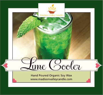 Lime Cooler scent