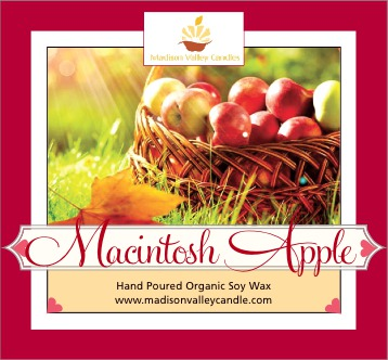 Macintosh Apple scent