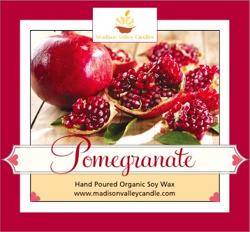 Pomegranate scent