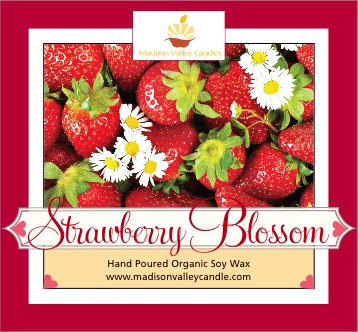 Strawberry Blossom scent