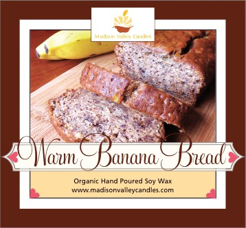 Warm Banana Bread scent