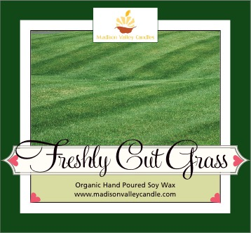 Freshly Cut Grass scent
