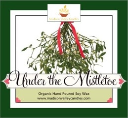 Under the Mistletoe scent