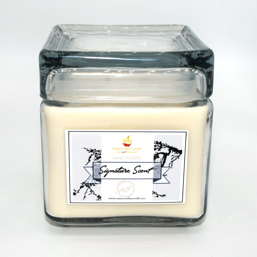 All Natural Soy Jar Candles In Small Medium And Large Sizes