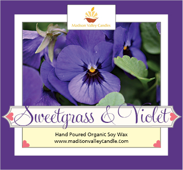 Sweetgrass and Violet